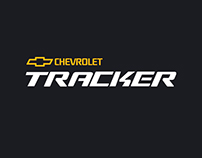 Chevrolet Tracker Landing Page