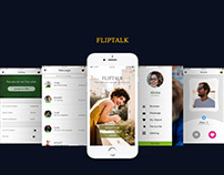 Chatting app design