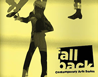 Fallback Contemporary Arts Series // Branding Project