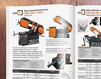 Kaast 160-page product catalog