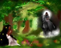 Persephone Hades Scene