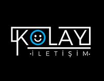 Kolay İletişim // Logo Design