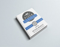 MrPizza and all that jazz - book cover