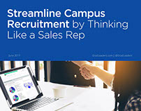 GradLeaders | Think Like a Sales Rep Whitepaper