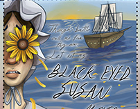 Black Eyed Susan Seed Packet