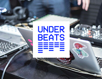 UNDER BEATS - Logo