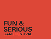 Prospecto interactivo Fun & Serious Game Festival