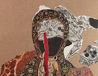 rso196, no sacred no more (handmade collage)