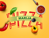 Pizzeria responsive website