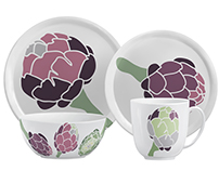 Artichoke Dishware Collection