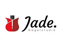 Logo, Nagelstudio Jade