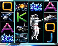 "Slot machine - ""Space craft"""