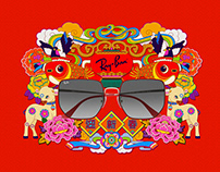 CNY 2021 with Ray-Ban