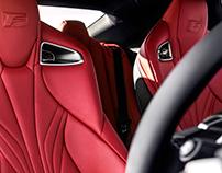 Lexus RCF Interiors