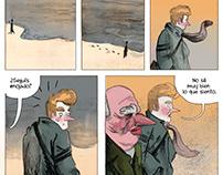 Goodbye - comic