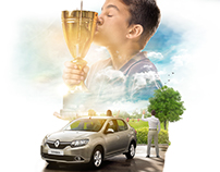 Renault Symbol MIB Phase2