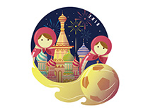 FIFA WORLD CUP-RUSSIA 2018