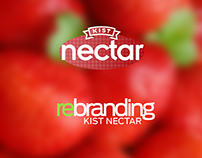 KIST Nectar -Rebranding  |College Project|