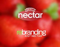 KIST Nectar -Rebranding  |College Project|
