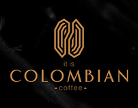 IT IS COLOMBIAN COFFEE
