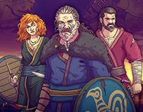 TGWR Characters
