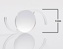 micro göz lensi