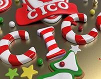 Holidays Card Design