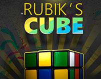 Rubik's Cubic Mobile Game App - 2010