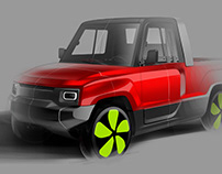 Kaiyun Motors Pickman 2 Pick-up truck