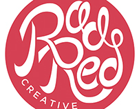 Rad Red Creative Logo