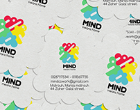 Co-Working Space Identity || MIND