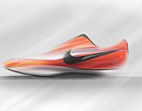 Nike Shoe Sketch