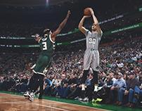 Stephen Curry Jersey Swap to Boston Celtics