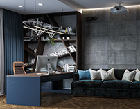 3D visualization for DOM ART, Poland. Visualization by