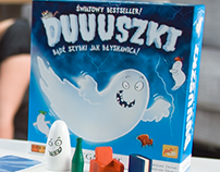 DUUUSZKI - board game commercial