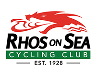 Rhos on Sea Cycling Club Branding