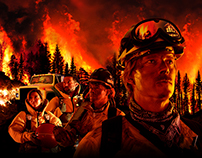 Discovery Channel Pictures - Wildfire