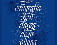 Caligrafía - Danza