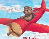 Teddy's Big Imagination