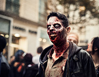Zombie Walk Paris 2014//2015