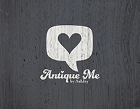 Antique Me by Ashley | Identity and Branding