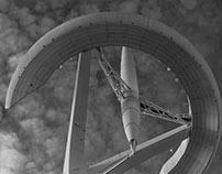Calatrava communications tower. bcn