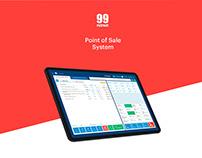 99rstreet - POS UI/UX