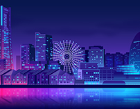 Photoshop Creative Magazine: Yokohama