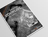 Magazine design | VTU-fonden