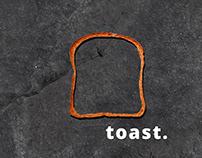 toast ad