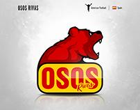 Osos Rivas | logo redesign