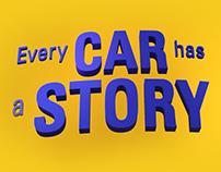 1001 Carros - 1001 Historias