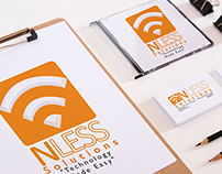 NLess Solution - Branding
