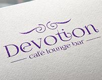 Diseño de Logotipo Cafetería